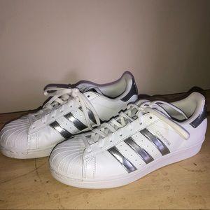 Adidas shell toe sneaker